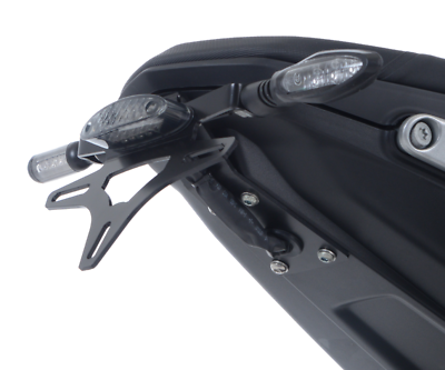 Color : Black Licence Support de plaque for Z900 2017-2020 18 19 Motorcycle Tail Tidy Fender Eliminator Plaque dimmatriculation LED Z 900