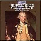 Alessandro Besozzi - : Triosonate per due Oboi B.C. (2004)