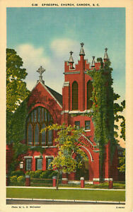 Postcard-Episcopal-Church-Camden-SC