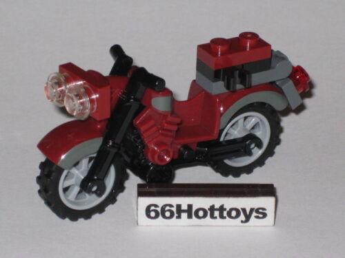 LEGO Pharaoh/'s Quest 7306 Motorcycle Bike MiniFigure New