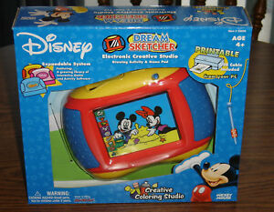Disney-Dream-Sketcher-Brand-New