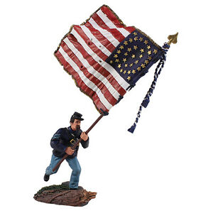 Federal-20th-Maine-Flagbearer-National-Colors-31246-American-Civil-War