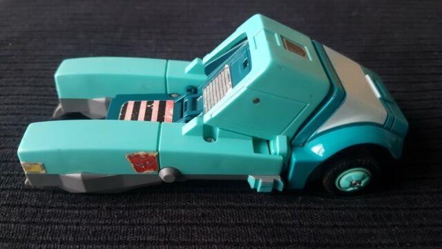 ORIGINAL VINTAGE TRANSFORMERS G1 KUP 1986 HASBRO JAPAN TAKARA AUTOBOT