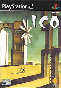 ICO-for-Playstation-2-PS2-with-box-amp-manual-PAL