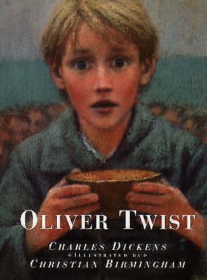 Oliver Twist, Dickens, Charles, Very Good Book