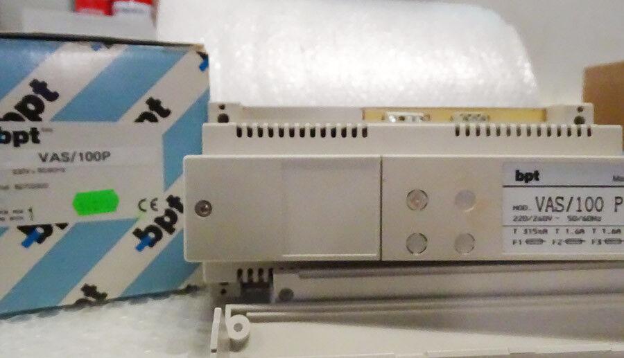 VAS/100 P - bpt - 62701400 - Netzgerät - Steuergerät Netzteil VAS100P