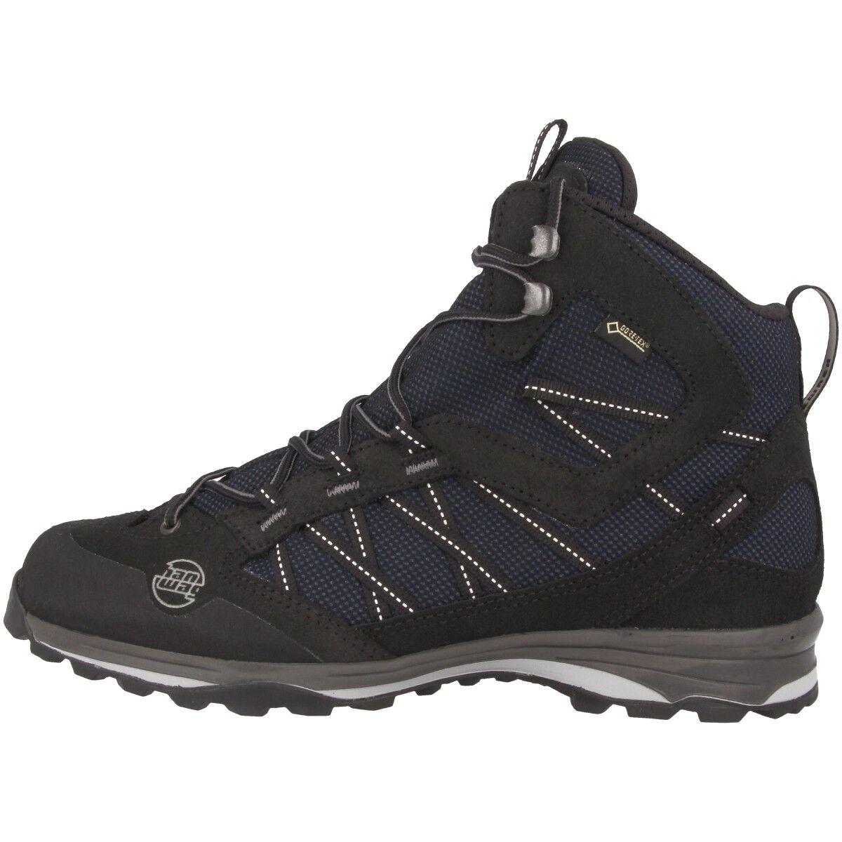 Hanwag Belorado II Mid GTX Stiefel Herren Gore-Tex Outdoor Schuhe 201000-012012