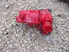 Massey Harris 33 Tractor Original Mh Hydraulic Pump Assembly With Drive Gear
