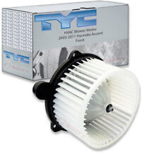 TYC Front HVAC Blower Motor for 2001-2009 Toyota Prius  yx