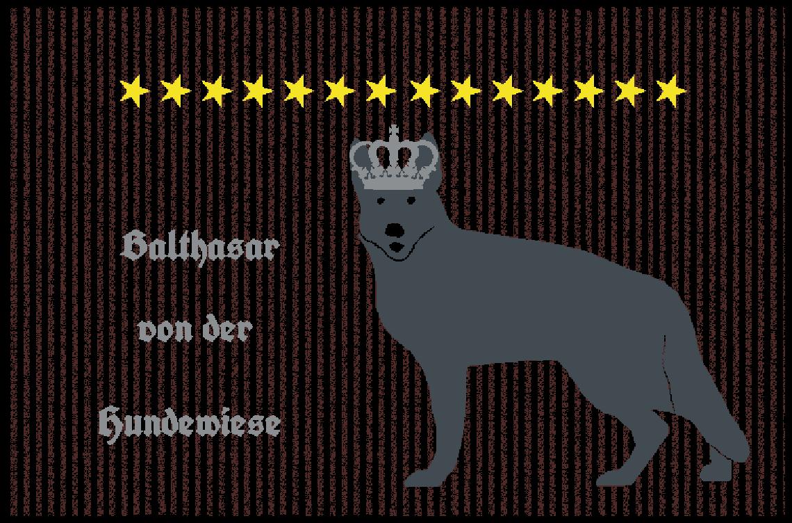 Fußmatte mit Namen Napfunterlage Hundematte  75x50 cm  Design 17180226    Shop