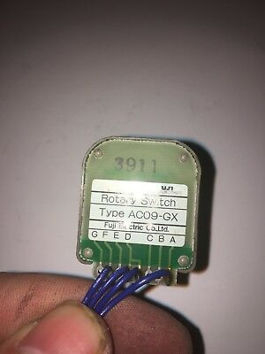 Fuji AC09-RX6//5L1 Rotary Switch