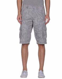 BERMUDA-ENERGIE-31-Taglia-Jeans-Grigio-chiaro-PANTALONCINO-SHORT-CAPRI