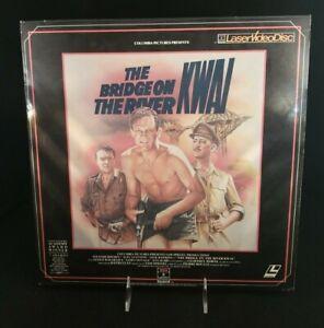 The-Bridge-on-the-River-Kwai-Laserdisc-2-Discs