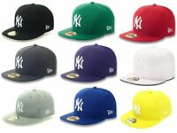 NEW ERA 59FIFTY CAP NEW YORK BASIC 5950 HAT