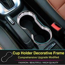 Opel Mokka diafragma marco cubierta Cover central ajustable con portavasos Cup Holder