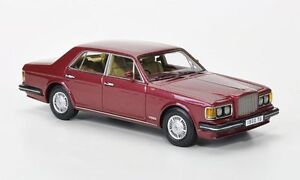 Neo-Scale-Model-1-43-44165-Bentley-Turbo-R-NEW