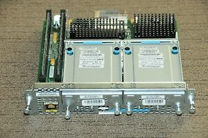 Cisco-SM-SRE-910-K9-Module-With-4Gb-amp-2-x-500Gb-HDD-running-WAAS-180DaysWty
