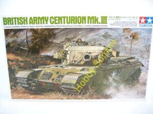 Tamiya-1-35-CENTURION-MK-III-British-Army-Main-Battle-Tank-Display-Kit-25412