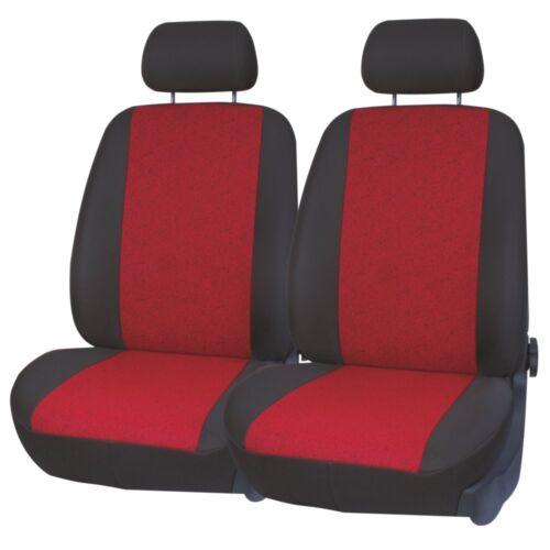 Universel Housse De Siège Sitzbezüge Mexique Rouge VW Bora Caddy Life