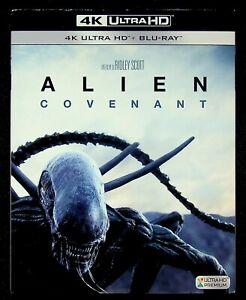 Alien: Covenant 4K ULTRA HD + BLU-RAY D229007