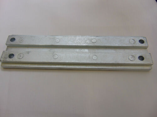 ANODE 30 HP /& UP MERCURY// MARINER  OUTBOARD 818298 Power Trim aluminium Anode
