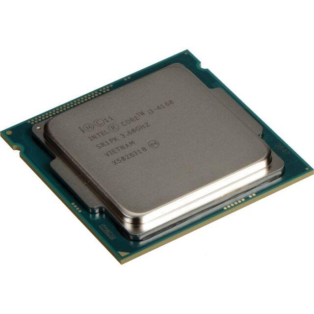 Processore Intel Core I3-4160 - 3,60 GHz