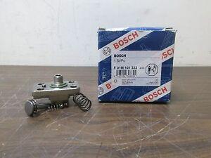 Amical Bosch Oem F01m101322 Cylinder Head Pump Free Shipping Belle Qualité