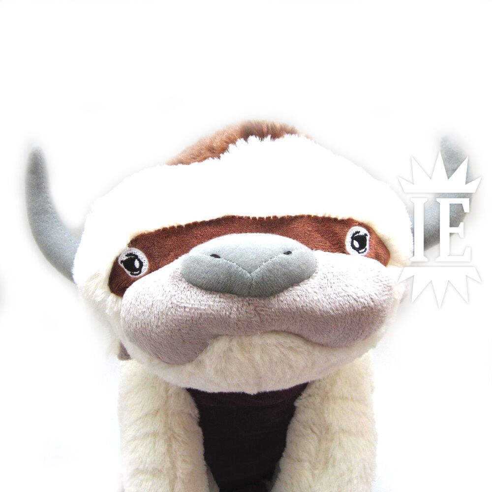 AVATAR APPA 50 CM PELUCHE PELUCHE PELUCHE L'ULTIMO DOMINATORE DELL'ARIA plush the last airbender 20be26