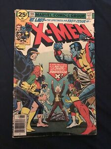 X-MEN-100-1976-KEY-ISSUE-Old-vs-New-X-Men-Part-origin-Phoenix-Around-GD