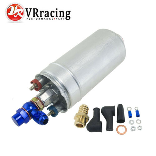Universal Top Quality 044 Inline External 300LPH Fuel Pump With Fittings