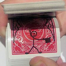 Magic prop Cartoon Deck Pack Playing Card Animation Prediction magic tricks· RDR