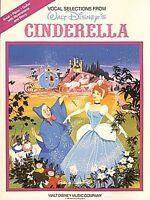 Cinderella Sheet Music Vocal Selections 000359478