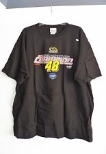 NASCAR - JIMMIE JOHNSON 2009 CHAMPION T-SHIRT CHASE AUTHENTICS - Size 2XL - NEW