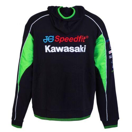 Speedfit Jg 18jgk con cappuccio ah1 Team Felpa Kawasaki ufficiale tIx47