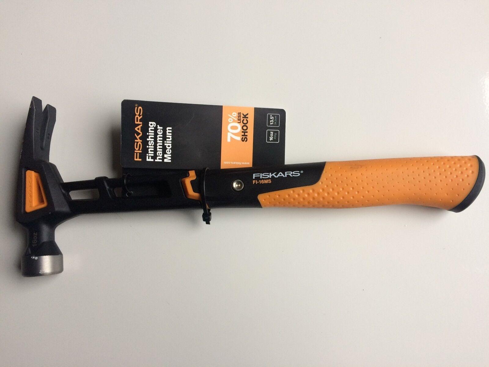 Fiskars Profi-Hammer medium FI-16MS 70% vibrationsrotuziert   HIT   NEU | Qualität zuerst  | Günstige Bestellung