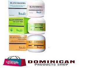 1-BLANCODERMA-Whitening-Cream-2-5-Oz-AVENA-OAT-ALOE-VERA-CREMA-BLANQUEADORA