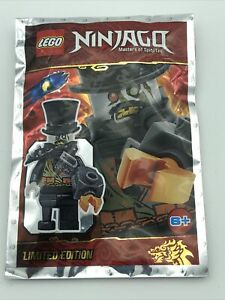 Lego Limited Edition Minifigure Polybag Foilpack 891948 NEW