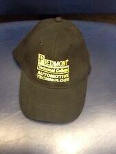 NWT Piedmont Technical College Greenwood SC Automotive Tech Hat