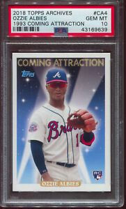 OZZIE-ALBIES-2018-Topps-Archives-PSA-10-RC-1993-Coming-Attraction-Insert-CA-4