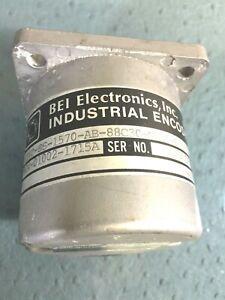 BEI-H25D-SS-1570-AB-88C30-SM16-S-ENCODER-534