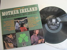 """Songs of Mother Ireland 12"""" Lp Wilkie, Hart & Kate Lucy Fidelity FID 2173 Stereo"""