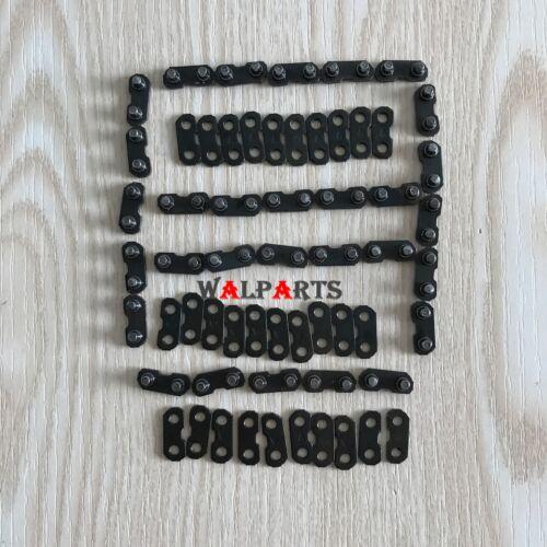 30 Stück Verbindungsglieder Nieten 3//8 1,3mm für Sägekette Kette Motorsäge