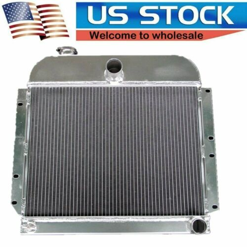 Aluminum Radiator For Plymouth Special Deluxe Station Wagon 1941-1950 1949 48 49