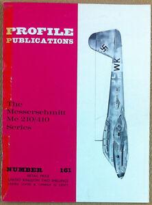 Aeronautica-Profile-Publications-N-161-The-Messerschmitt-ME-210-410-Series