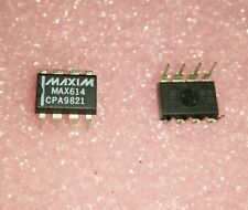 1x MAXIM  MAX614CPA , Dual-Slot PCMCIA Analog Power Controllers , PDIP-8