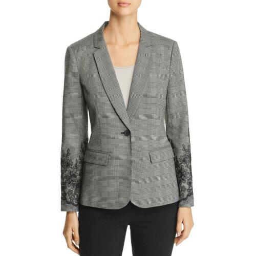Le Gali Womens Lucia Floral Print Long Sleeves One-Button Suit Jacket BHFO 1957