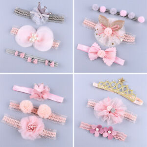 3-Pcs-Baby-Headband-Crown-Flower-Bows-Girl-Newborn-Elastic-Baby-Hair-Band-Turban