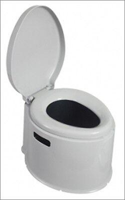 Sunncamp lulu/Kampa Khazi portable festival boating camping GREY toilet **NEW**