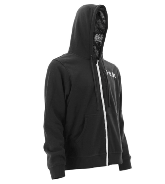 Huk Trophy Performance Full Zip Hoodie, XLarge