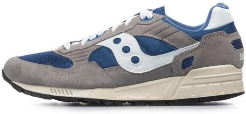 Saucony Shadow 5000 Vintage Gris Homme /_ Chaussures De Sport Running